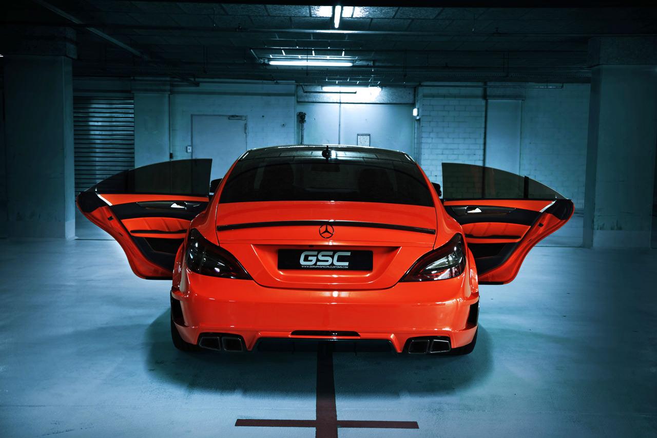 سيارات مرسيدس CLS63 2012