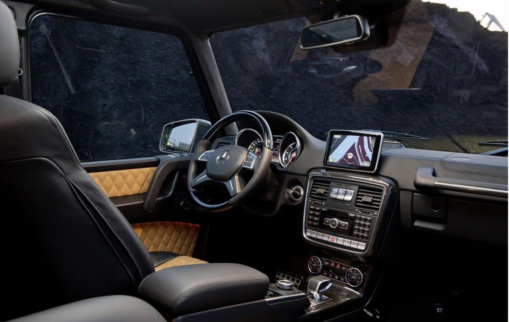 سيارة مرسيدس G63 AMG 2013
