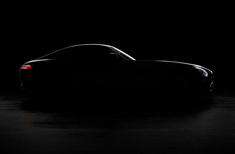 مرسيدس تنشر فيديو تشويقي لسيارة AMG GT طراز 2016