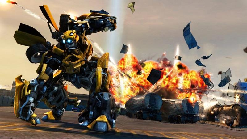 عندما يتحول فيلم Transformers الى حقيقة