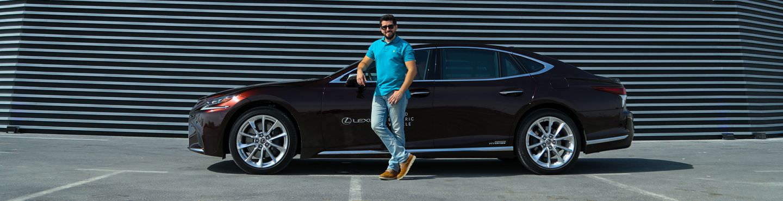 لكزس LS 500 2018 هل تنافس حقاً العمالقة الألمان