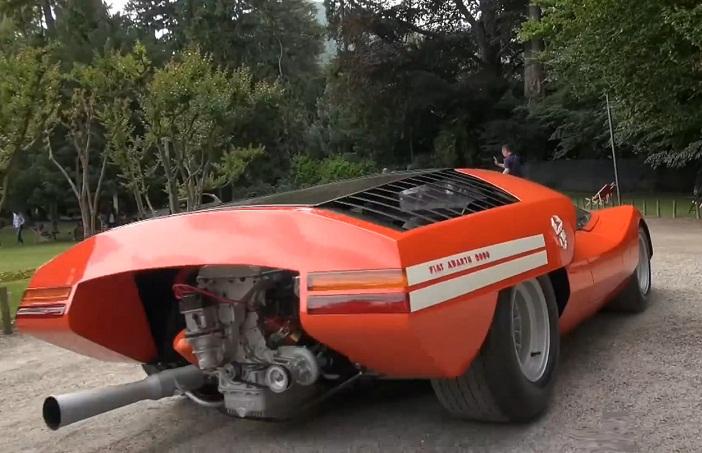 سيارة العقرب الوحيدة من نوعها في العالم تظهر من جديد