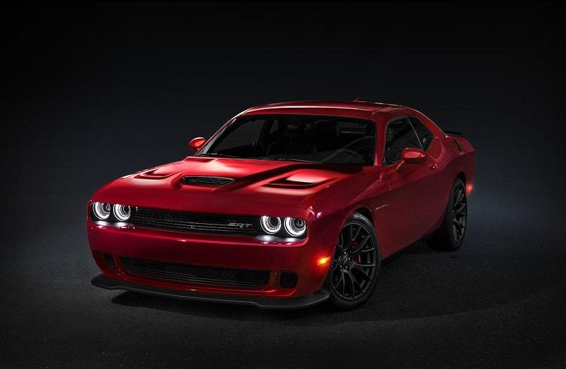 موعد بيع السيارة الأولى من دودج تشالنجر SRT Hellcat الجديدة