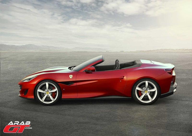 تفاصيل سيارة فيراري الجديدة بورتوفينو