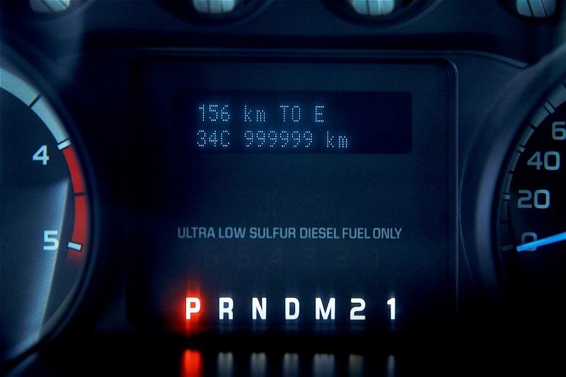 عدادات فورد F-550