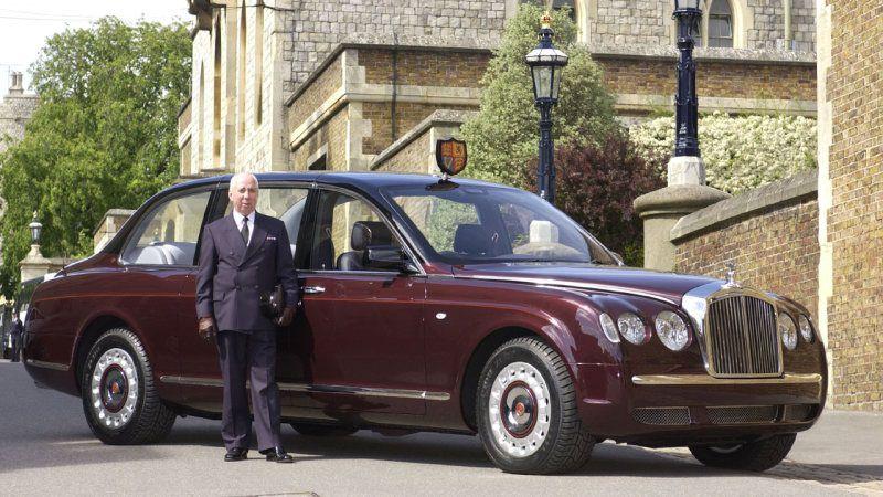 ملكة بريطانيا تبحث عن سائق جديد