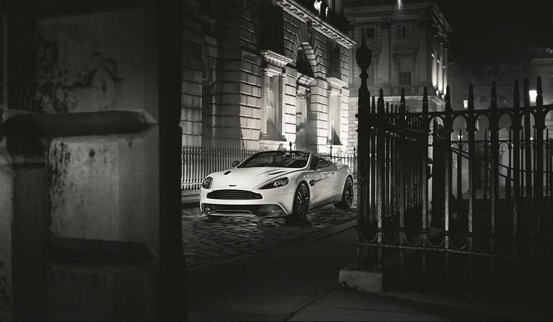 الفيديو الأول لسيارة استون مارتن فانكويش كاربون