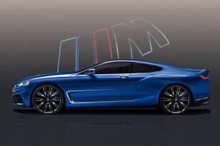 هل هكذا سيبدو أشكال سيارتي بي ام دبليو الفئة الثامنة و M8 الجديدتين