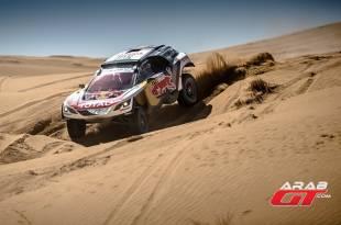 بيجو 3008 ثانياً في رالي المغرب بقيادة سيباستيان لوب