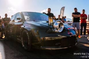 تعرفوا على أسرع سيارة ميتسوبيشي ايفو في العالم