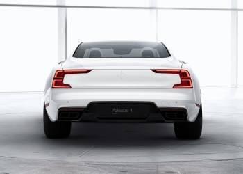 بولستار 1 سيارة جديدة بقوة السيارات الخارقة