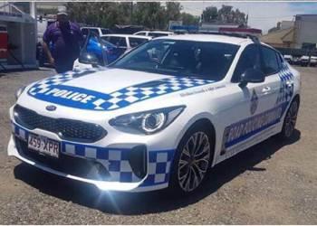 أهم سيارات كيا تنضم لأول مرة إلى الشرطة