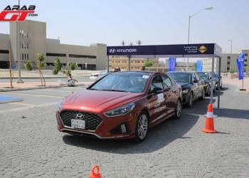 هونداي تنهي حملة السلامة المرورية بنجاح في الجامعات السعودية