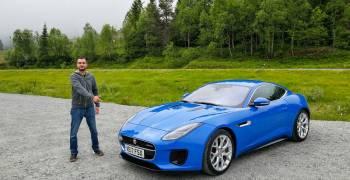 جاكوار F Type 2018 بنسختها الأرخص تحت اختبارنا