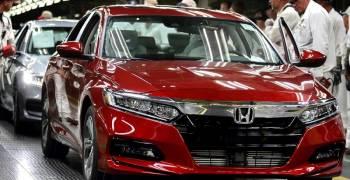 هوندا تستثمر مليار ريال سعودي في إنتاج اكورد 2018