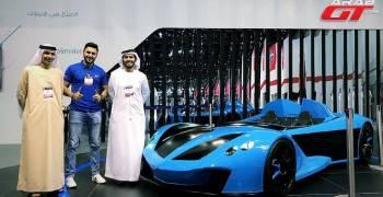 شعالي ان 360 سيارة عربية طفلة كانت سبب صنعها
