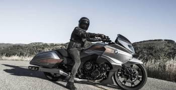 بي ام دبليو تكشف عن دراجة نارية مميزة