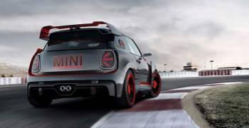 سيارة ميني جون كوبر وركس GP الجديدة شرسة لدرجة هائلة
