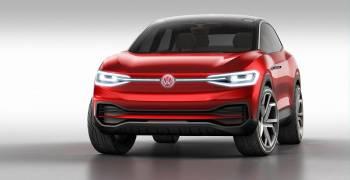 فولكس فاجن تكشف عن سيارة جديدة ترسم موديل 2020