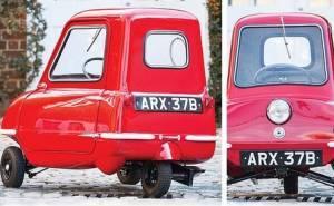 أصغر سيارة في العالم للبيع