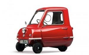 أصغر سيارة في العالم