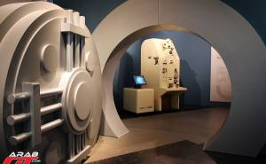 أقسام متحف ميشلان