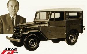 أول سيارة لاندكروزر