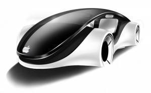 Apple تسجل أسماء رسمية لسياراتها القادمة