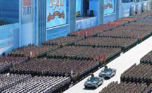 احتفال الجيش الروسي