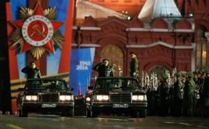 احتفالات الجيش الروسي