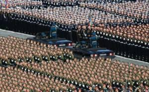 الجيش الروسي يحتفل بذكرى الحرب العالمية الثانية