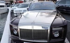 الشرطة البريطانية تقبض على متهم بسرقة سيارة رولز رويس سعودية