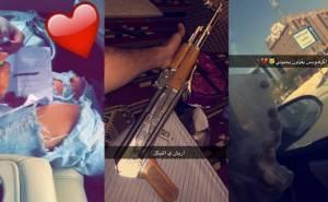 القبض على مفحطين بتهمة الترويج للمخدرات بواسطة السناب بالسعودية