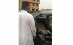 القبض على يمني يخفي نصف مليون ريال تحت المقعد الخلفي لسيارته