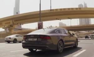 اودي A7 سبورت باك دبي