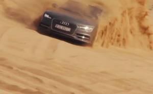 اودي A7 سبورت باك صحراء دبي