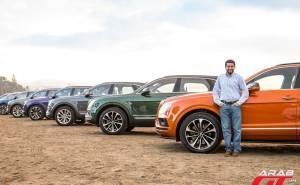 أسرع وأقوى وأفخم سيارة SUV في العالم تحت مجهر عرب جي تي