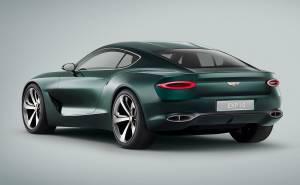 new Bentley EXP 10 Speed 6