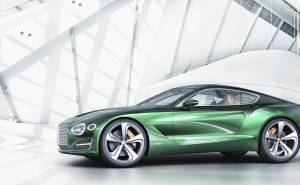 سيارة بنتلي EXP 10 Speed 6