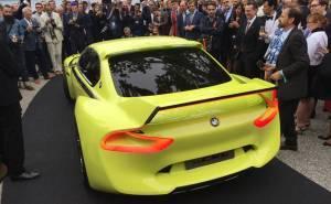 new BMW 3.0 CSL Hommage