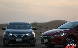 تحدي سيارات يابانية