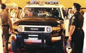 تدشين زي رجال الأمن ودورياتهم الجديدة في السعودية رسمياً