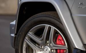 جنوط مرسيدس G63 AMG 2016