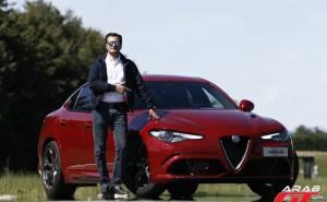 الفا روميو جوليا QV سلاح إيطاليا الجديد