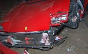 حادث تحطم فيراري 348