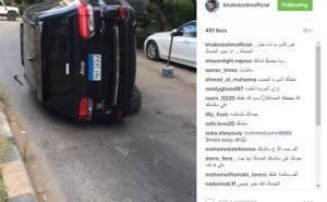 حادث خالد سليم