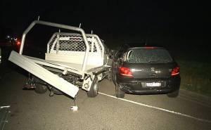 حادث سيارات مميت
