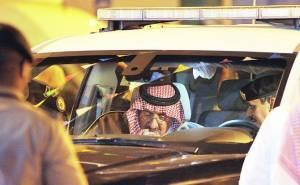حفل إطلاق الدوريات الأمنية الجديدة والزي في السعودية