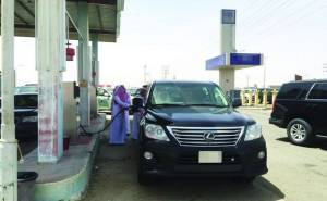 حقيقة ما حصل في محطة وقود توقف فيها أمير مكة