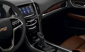 داخلية سيارات كاديلاك ATS 2015
